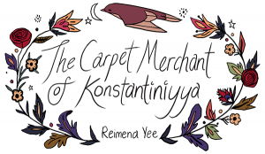 The Carpet Merchant by Reimena Yee