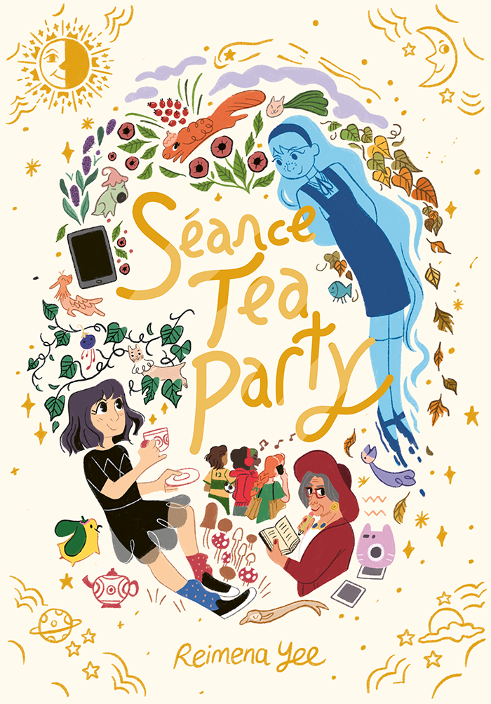 Cover of Seance Tea Party