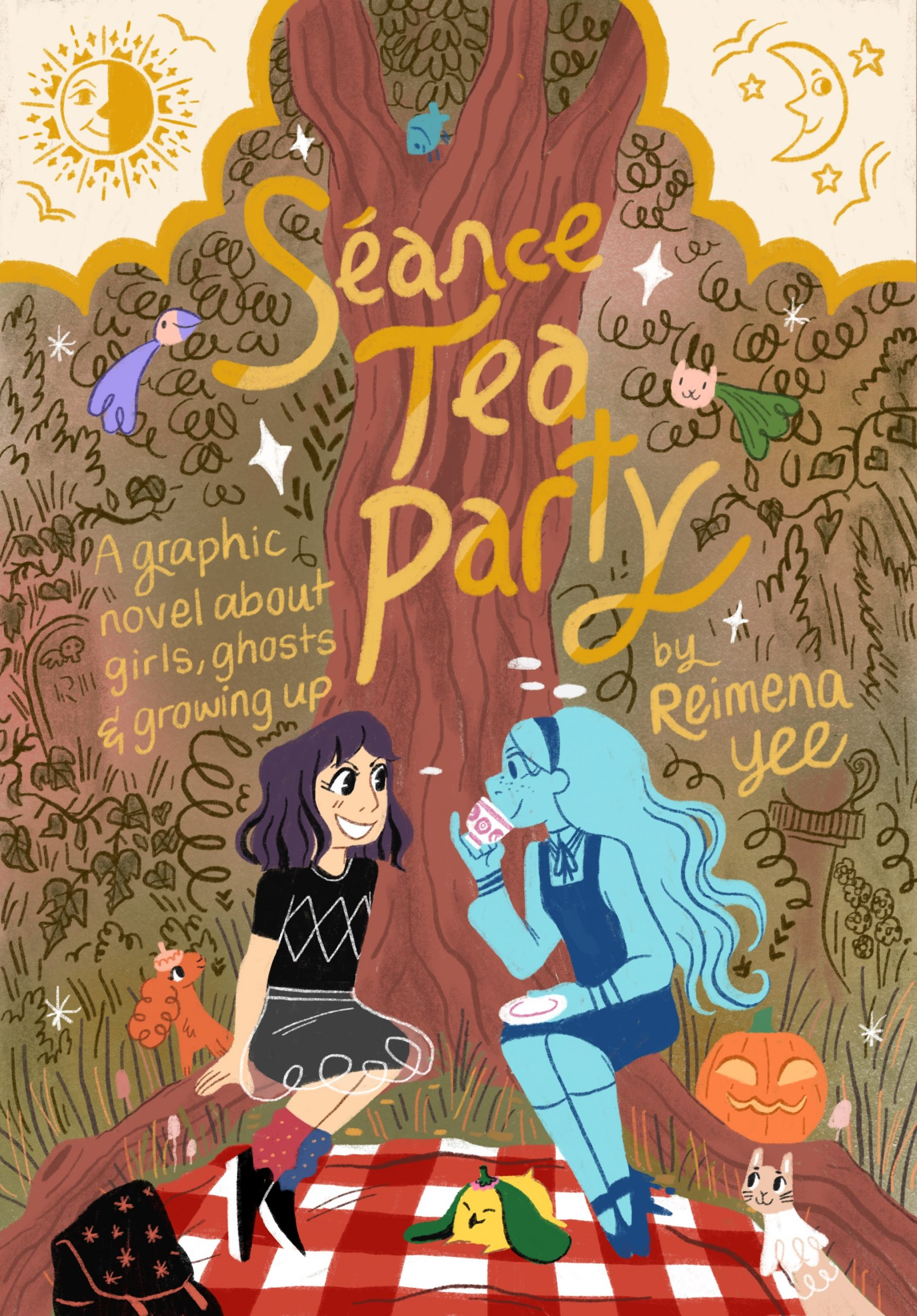Poster for Seance Tea Party
