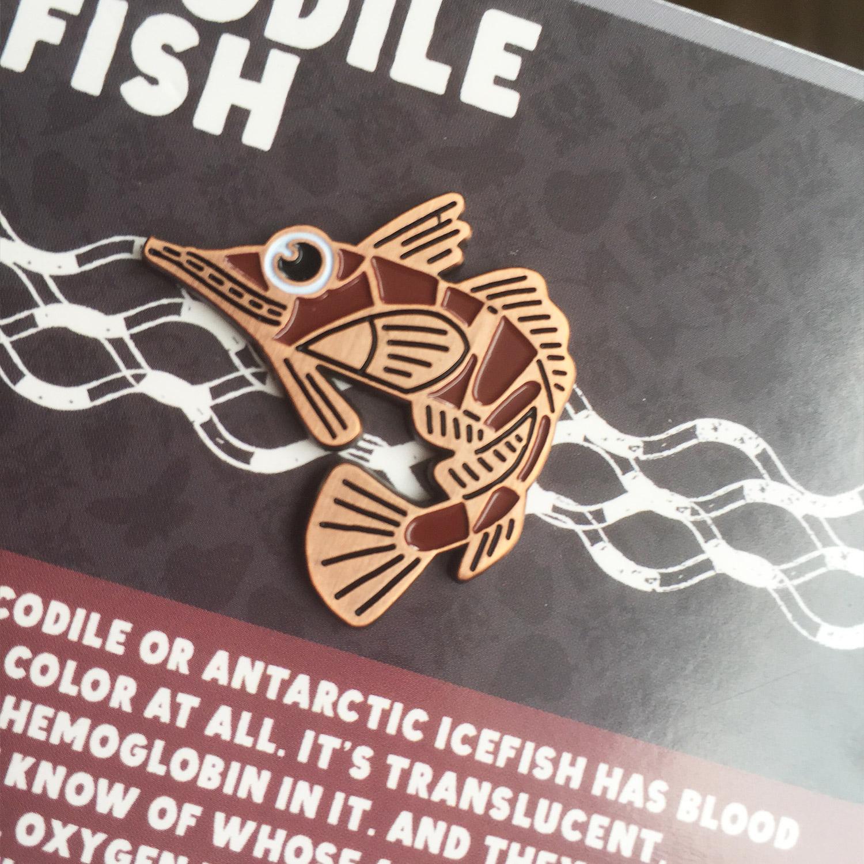 Icefish Rose Gold